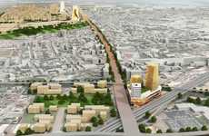 Crowdsourced City Designs - Nicolas Sarkozy Picks Architects' Brains on Future Paris Cityscape