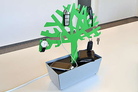 Nature-Inspired Charging