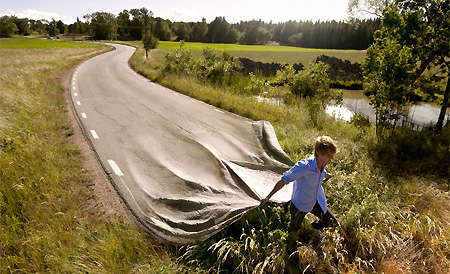 Unbelievable Surrealism as Art - Erik Johansson's Remarkable Photoshopping