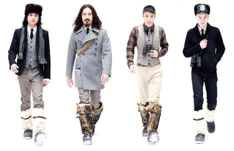 Fashionable Fleece Shinguards