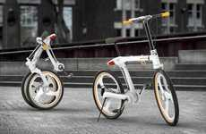 Chain-Free Last Mile Bicycles