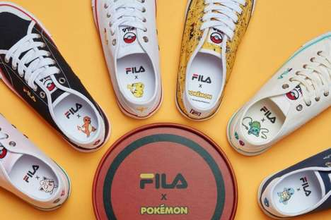 Anime Shoe Collaborations