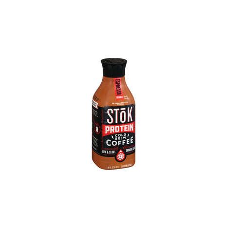 Protein Espresso Beverages