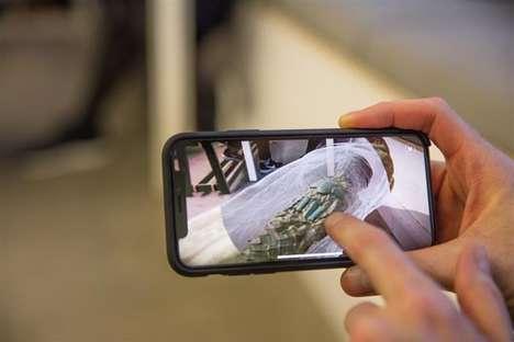 AR Documentary Apps