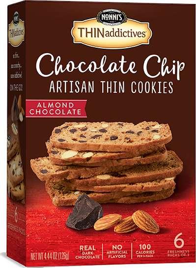 Ultra-Thin Artisan Cookies