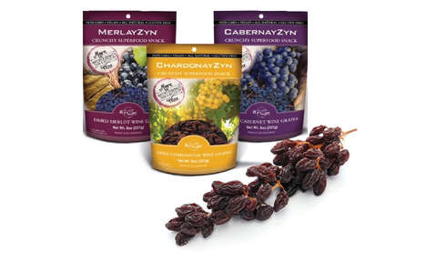 Wine-Inspired Raisins