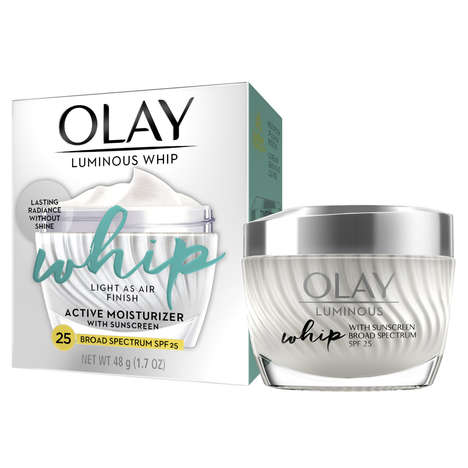 Whipped Matte Moisturizers - The New Olay Whip Moisturizers Come in Three Innovative Variations