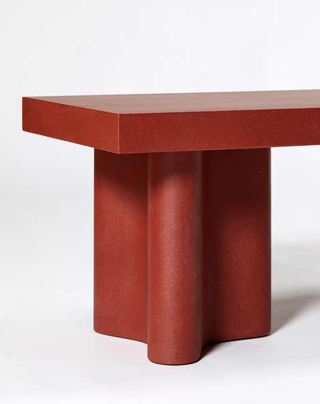 Clover-Shaped Furniture