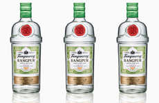 Royalty-Inspired Gin Bottles