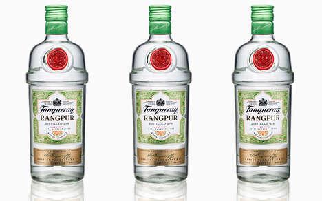 Royalty-Inspired Gin Bottles