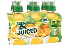 Balanced Fruit Juice Drinks