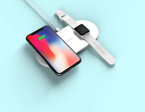 Three-in-One Wireless Chargers
