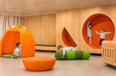 Imaginative Kid's Daycare Centers