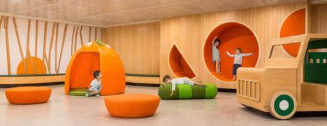 Imaginative Kid's Daycare Centers