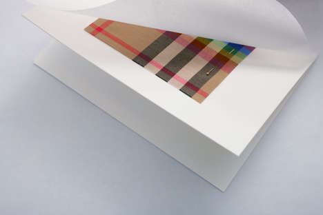 Discrimination-Fighting Designs - Burberry Fights Discrimination with Its New Rainbow Check Pieces
