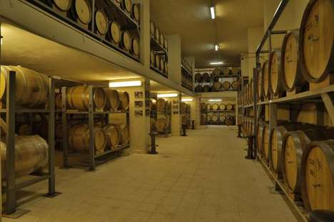 Seawater-Aged Wines