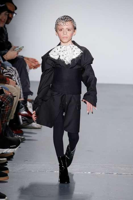 Trans-Supportive Fashion Runways