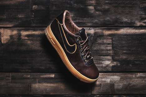 Whiskey-Inspired Sneakers