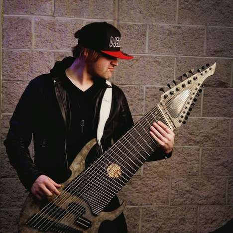 Bespoke 18-String Guitars