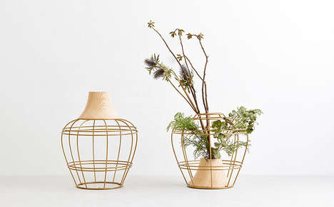 Transformational Greenery Vases