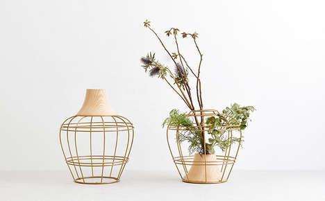 Transformational Greenery Vases