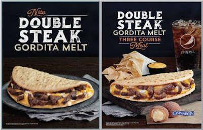 Cheesy Steak-Stuffed Quesadillas