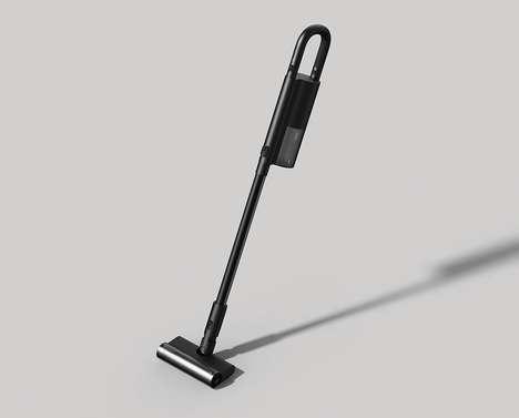Minimalistic Wireless Vacuums