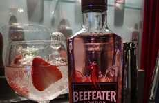 Flavorful Pink Gins