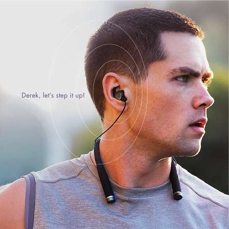Personal AI Trainer Headphones