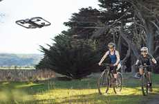 Autonomous Filming Drones - The Skydio R1 Uses Innovative Tech to Improve Autonomous Drones