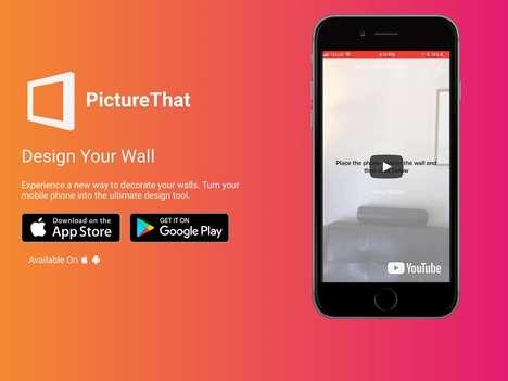 AR Art Visualization Apps