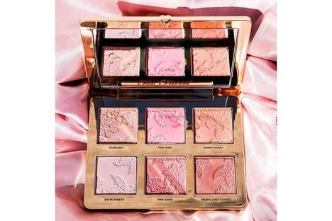 Natural Sculpting Face Palettes - Too Faced's Natural Love Collection Features a Trio of Products