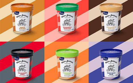 Nordic Flavor Ice Creams