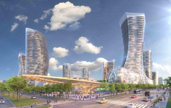 City Living Reimagined
