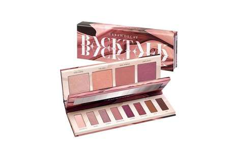 Neutral Compact Face Palettes - Urban Decay's Backtalk Palette is Universally Flattering