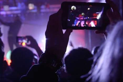 AR-Infused Concert Experiences