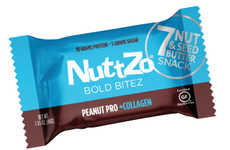 Freshness-Focused Nut Bars - NuttZo is Now Launching a Line of 'Bold Bitez' Refrigerated Snacks