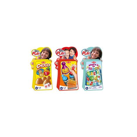 Snack-Centric Pocket Games