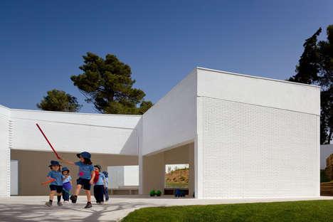 Ultra-Modern Kindergartens