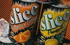 Revived 90s Sodas - Slice Soda is Seeing a Rebirth with but with a New Focus on Healthy Ingredients