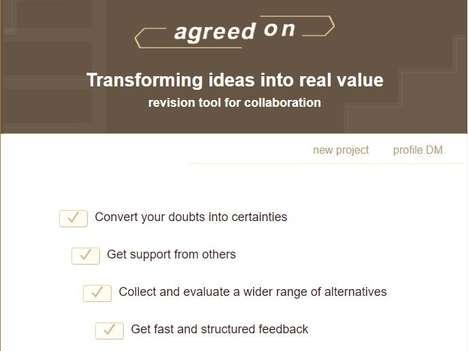 Idea Collaboration Platforms