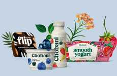 Complimentary Dairy Product Giveaways