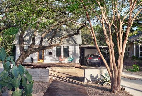 Extended Modern Cottages