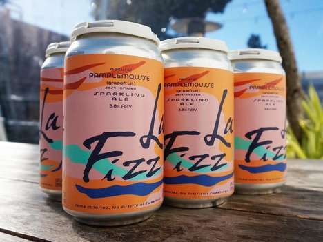 Sparkling Water-Inspired Beers