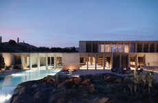 Super Luxury Desert Hotels
