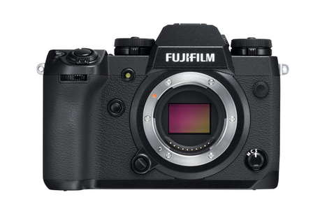 Mirrorless 4K Cameras - The FujiFilm X-H1 Bases Itself of Older Models But Offers New Upgrades