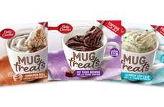 Microwavable Baked Snacks - The Betty Crocker 'Mug Treats' Make Cakes, Cookies, Muffins and Brownies