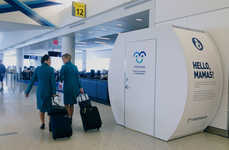Airport Breast Feeding Pods