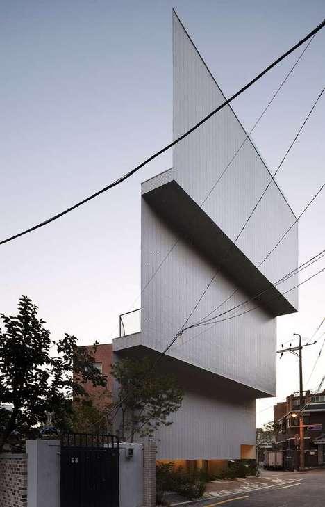 Illusory Triangular Offices