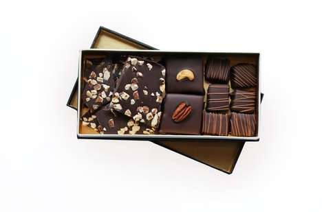 Personalized Gourmet Candy Boxes